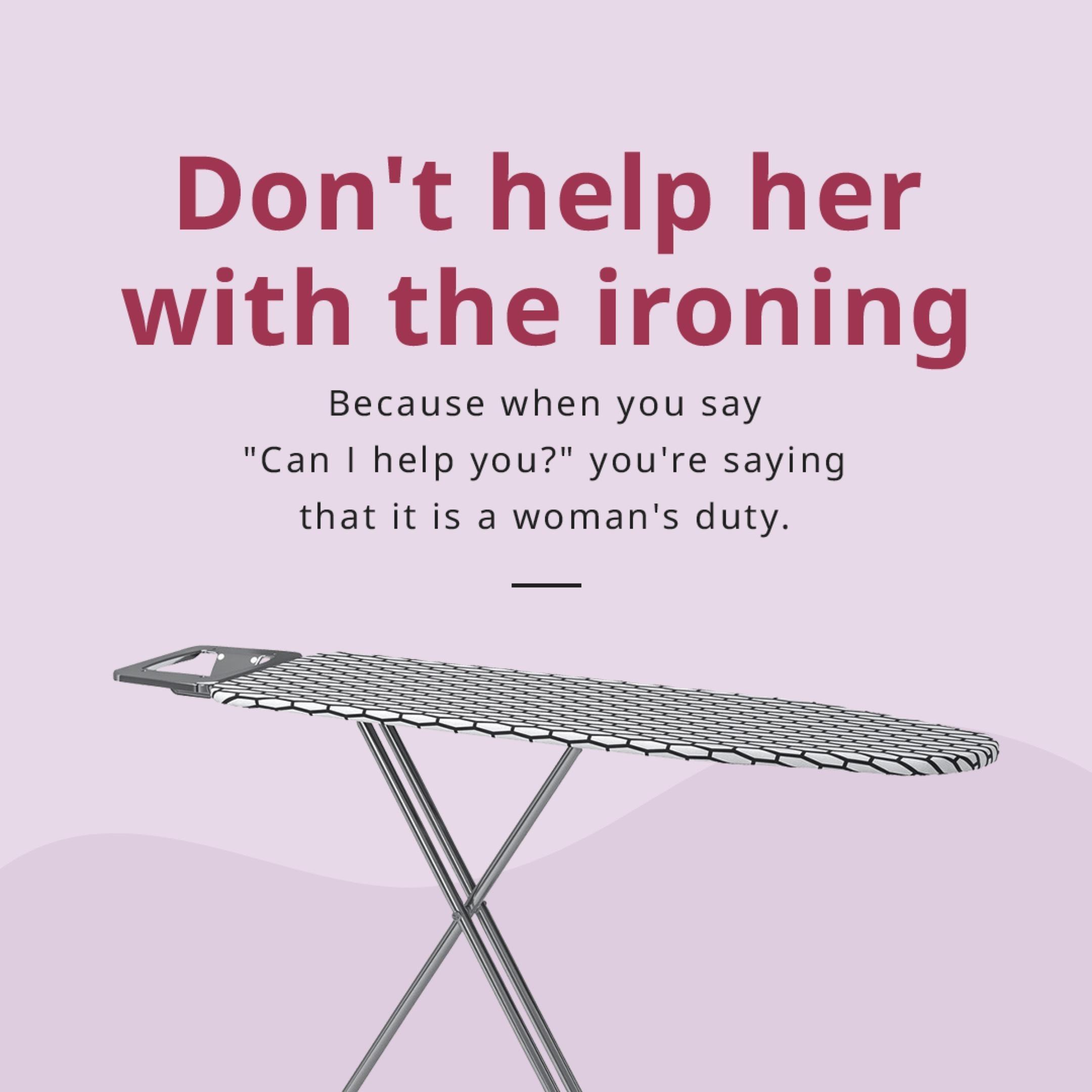 家事は「手伝う」ものではない。日常にの不平等に着目した伊IKEAの広告